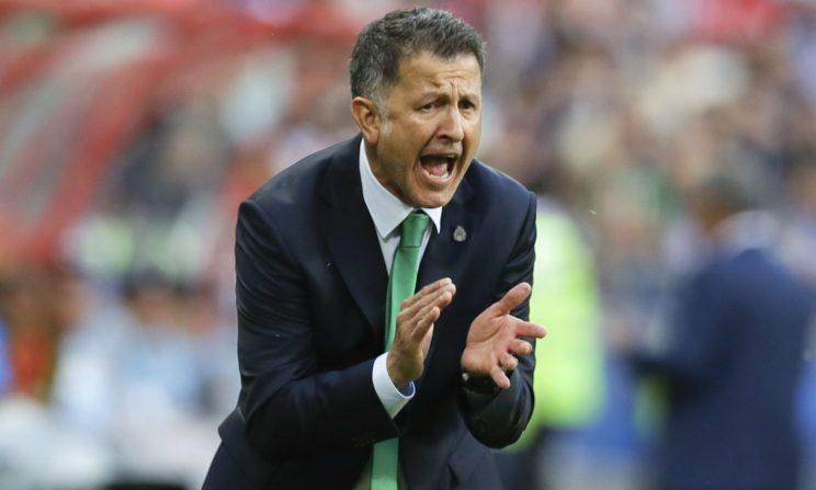 Juan Carlos Osorio has brought stability to the Mexican national program, but can it translate into unprecedented success? (Associated Press)