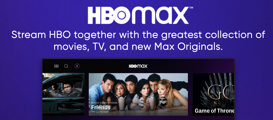 hbo max, best streaming services