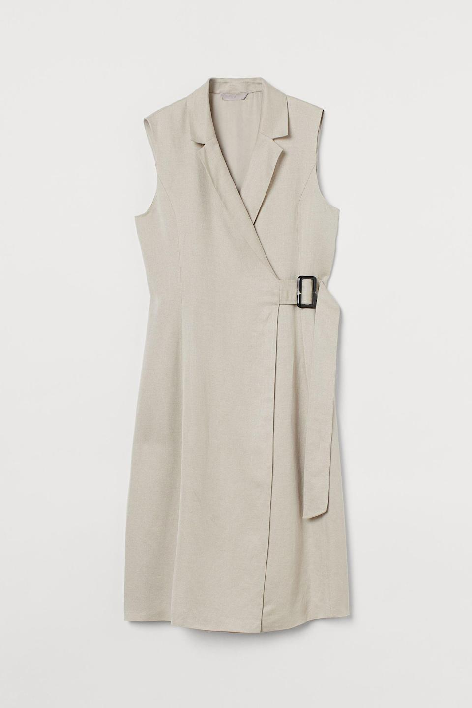 <p>Casual Friday, but make it chic with this <span>Jacket Dress</span> ($40, originally $50).</p>