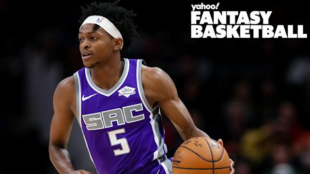 De'Aaron Fox returns to the Kings lineup.