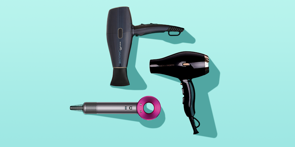 """<p>The key to gorgeous, salon-level hair every day is a great hair dryer for <a href=""""https://www.goodhousekeeping.com/beauty/hair/tips/a25691/how-to-blow-dry-hair/"""" rel=""""nofollow noopener"""" target=""""_blank"""" data-ylk=""""slk:easy blowouts at home"""" class=""""link rapid-noclick-resp"""">easy blowouts at home</a>. Lucky for you, we've got the full blow-by-blow on the best hair dryers, complete with top-tested picks from the <a href=""""https://www.goodhousekeeping.com/institute/about-the-institute/a19748212/good-housekeeping-institute-product-reviews/"""" rel=""""nofollow noopener"""" target=""""_blank"""" data-ylk=""""slk:Good Housekeeping Institute"""" class=""""link rapid-noclick-resp"""">Good Housekeeping Institute</a>'s Beauty Lab, <a href=""""https://www.goodhousekeeping.com/institute/about-the-institute/a22148/about-good-housekeeping-seal/"""" rel=""""nofollow noopener"""" target=""""_blank"""" data-ylk=""""slk:Good Housekeeping Seal"""" class=""""link rapid-noclick-resp"""">Good Housekeeping Seal</a> stars, best-sellers, and editor favorites. </p><p>The GH Beauty Lab evaluates hair dryers across price points in the Lab by measuring drying speed on standardized human hair samples, airflow force, weight, air and surface temperature, and cord length. We also rate each hair dryer's noise emission level and ease of use, including comfort of hold, ease of putting on and removing attachments, location and ease of controls and buttons, and irritation or damage to scalp, skin, or hair. In the Lab's most recent hair dryer test, <strong>scientists recorded 2,196 data points to tally the winning models. </strong></p><h2 class=""""body-h2"""">What makes a great hair dryer?</h2><p><strong>A</strong><strong>djustable heat and speed settings</strong>, including a cool shot button which can help to close the hair's cuticle and lock in the style, preventing frizz once you're finished drying. </p><p><strong>Attachments</strong> really make a difference on varying textures since they affect the airflow of a hair dryer. </p><ul><li><strong>Diffusers </stron"""