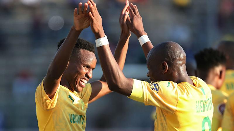 Mamelodi Sundowns star Zwane scoops Safja Footballer of the season award