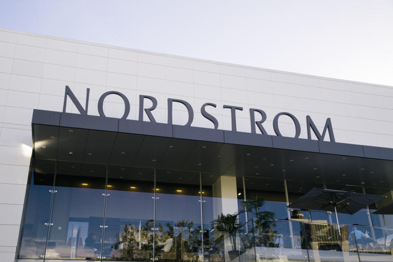 Nordstrom's Luxury Stores Are Taking a Beating