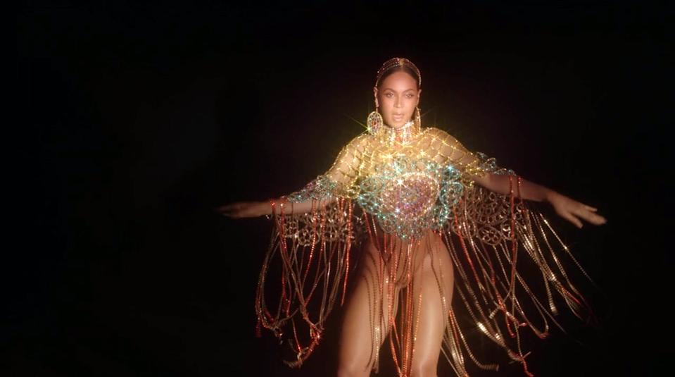 beyonce find your way back area poncho