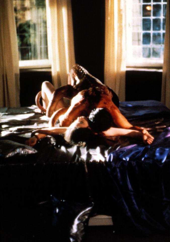 <p>In this sexy psychological horror flick, a man discovers that his wife - who recently left him and their son after admitting she'd been having an affair - is hiding a much darker secret than he ever realized. If you've ever wondered whether sex with a tentacled beast would be hot, then you'll want to check this one out. </p> <p><strong>When it's available:</strong> Sept. 1</p>