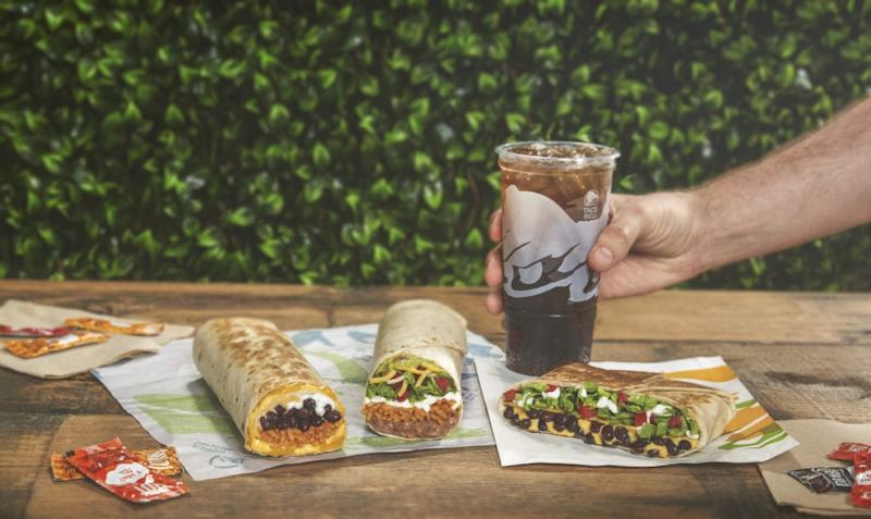 Taco Bell Starts Testing Dedicated Vegetarian Menu