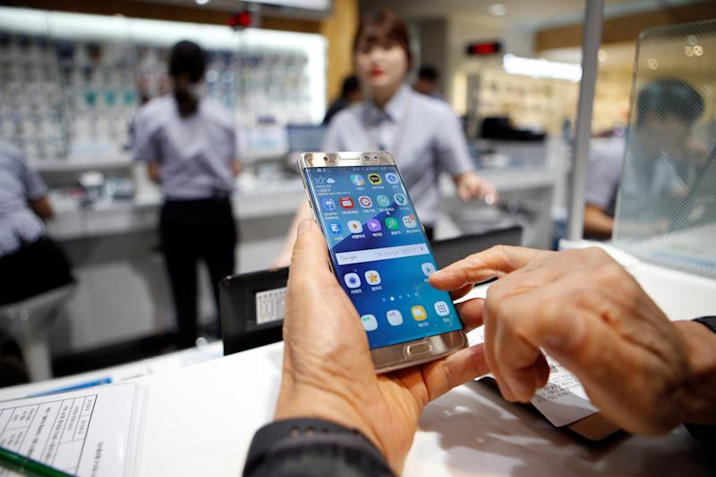 Galaxy S8 Could Come With Force Touch Display