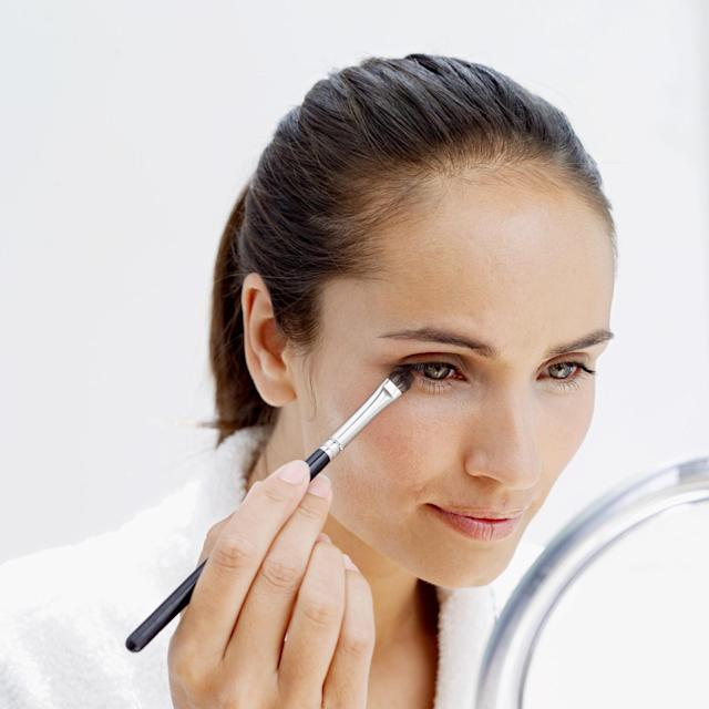 """<div class=""""caption-credit""""> Photo by: Rodale Inc.</div><div class=""""caption-title"""">Beef Up Your Brows</div><p> <b>1. Beef up your brows</b> <br> Give the tweezers a rest! Define your features with a bold pair. <br> Our brains associate thick, groomed eyebrows with youthfulness. """"When brows are thin and light, they make your features disappear, adding years to even the youngest looking face,"""" says Damone Roberts, a celebrity eyebrow artist. <br> <b>More from Prevention:</b> <br> <b><a href=""""http://www.prevention.com/beauty/beauty/how-shape-perfect-eyebrows?cm_mmc=Yahoo_Blog-_-PVN_Shine-_-8%20Easiest%20Age%20Erasers%20Ever-_-4%20Steps%20To%20Perfect%20Brows"""" rel=""""nofollow noopener"""" target=""""_blank"""" data-ylk=""""slk:4 Steps to Perfect Brows"""" class=""""link rapid-noclick-resp"""">4 Steps to Perfect Brows</a></b> <br> <b><a href=""""http://www.prevention.com/health/healthy-living/9-daily-habits-age-you?cm_mmc=Yahoo_Blog-_-PVN_Shine-_-8%20Easiest%20Age%20Erasers%20Ever-_-9%20Harmless%20Habits%20That%20Age%20You%20RL"""" rel=""""nofollow noopener"""" target=""""_blank"""" data-ylk=""""slk:8 """"Harmless"""" Habits That Age You"""" class=""""link rapid-noclick-resp"""">8 """"Harmless"""" Habits That Age You</a></b> </p>"""