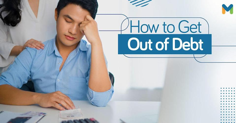 How to Get Out of Debt | Moneymax