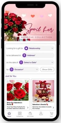 1-800-Flowers.com New Mobile App