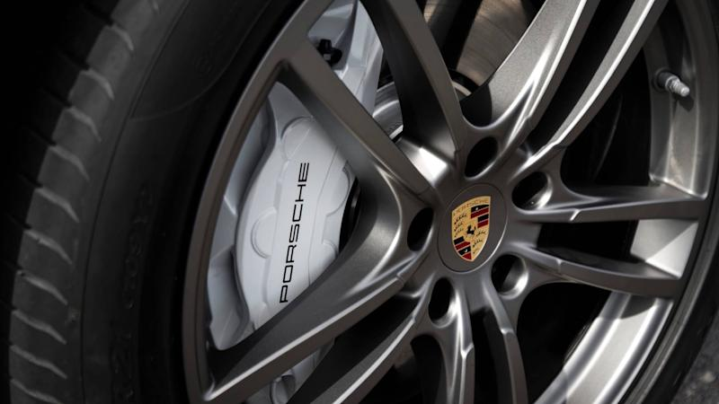 Porsche's head of powertrain development arrested