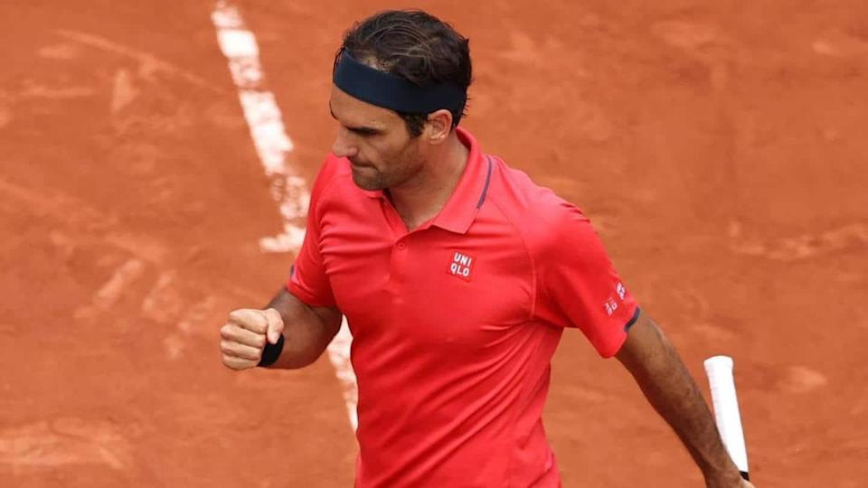 2021 French Open: Roger Federer overcomes Marin Cilic