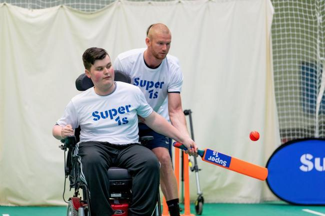 For more information about the life changing Super1s disability cricket programme and the work of the Lord's Taverners, please visit lordstaverners.org