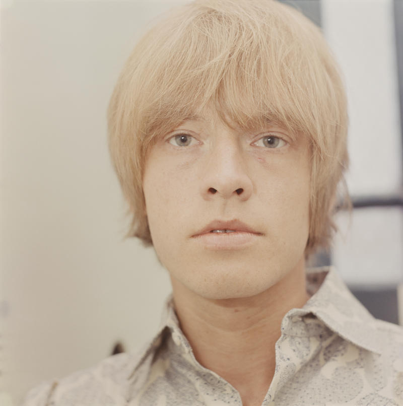 The Rolling Stones' Brian Jones in 1965. (Photo: Mark and Colleen Hayward/Redferns)