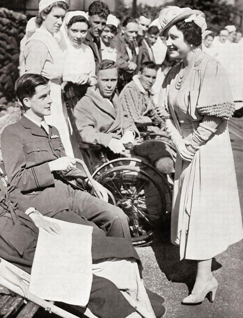<p>Queen Elizabeth visited the survivors of Dunkirk, a historic battle fought in 1940. The visit likely brought back memories from World War I, when her family home was turned into a hospital. </p>