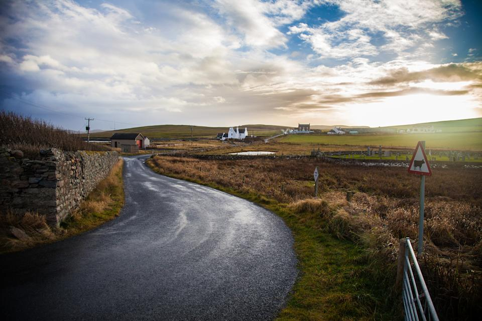 <em>Lonely Planet</em> ensures us that the overnight ferry from Aberdeen - an adventure in itself - is well worth the hassle. Shetland is a must for lovers of the great outdoors thanks to its rolling moors, plethora of chippies and roaming wildlife. <em>[Photo: Getty]</em>