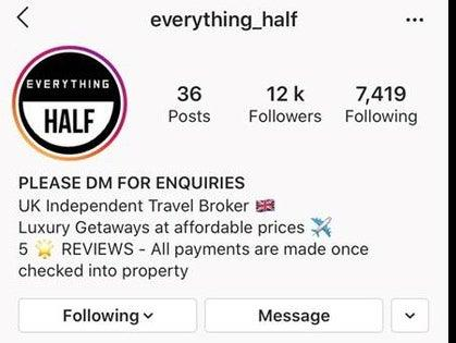 Everything_Half before the account was removedInstagram