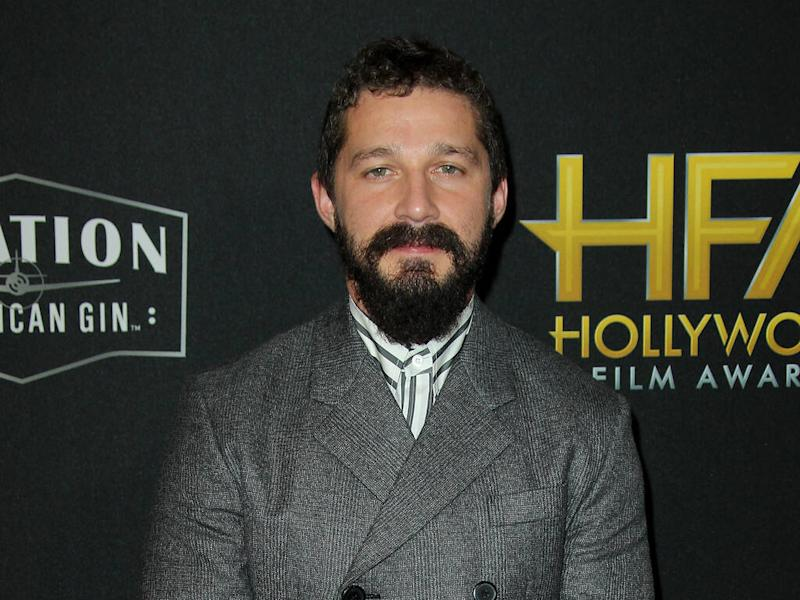 Shia LaBeouf 'trying to develop' more of a personal life