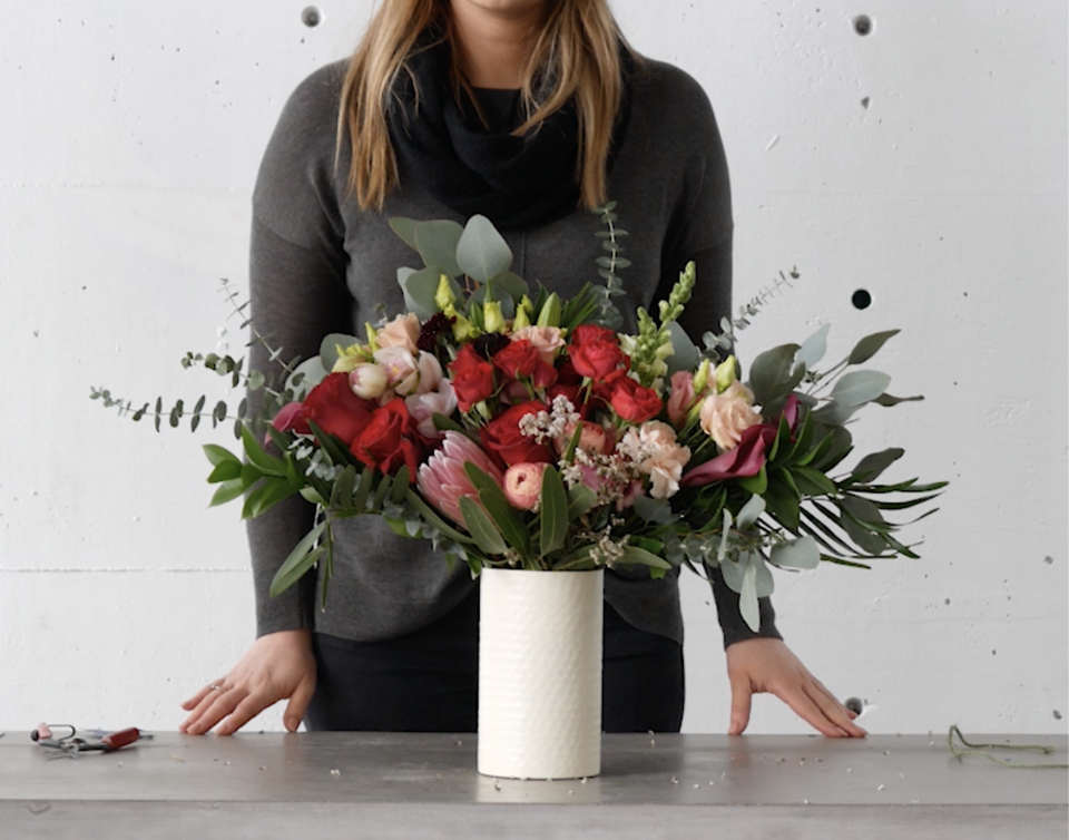 Christina Stembel first grew Farmgirl Flowers out of her apartment in San Francisco. (Courtesy of Farmgirl Flowers)