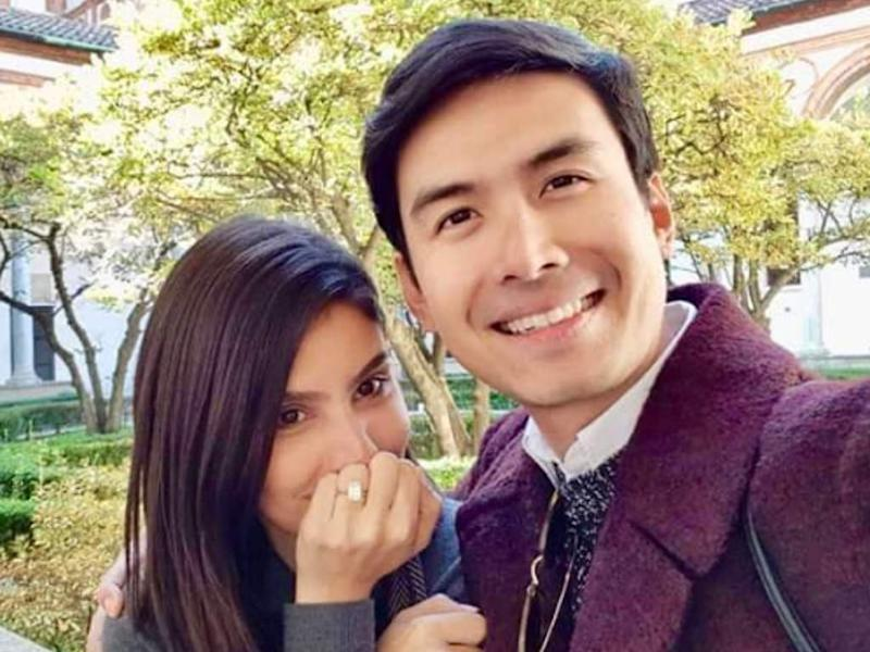 Christian bautista dating game 9