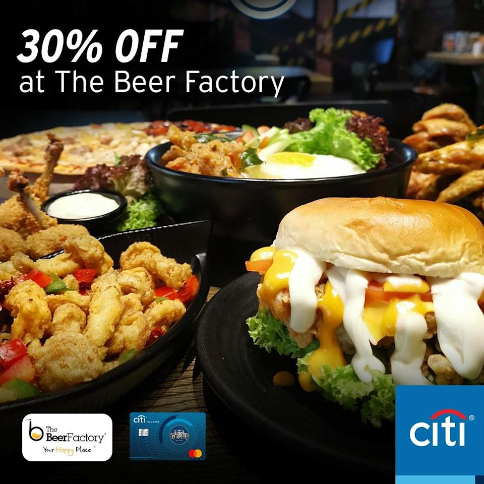 valentine's promo - the beer factory