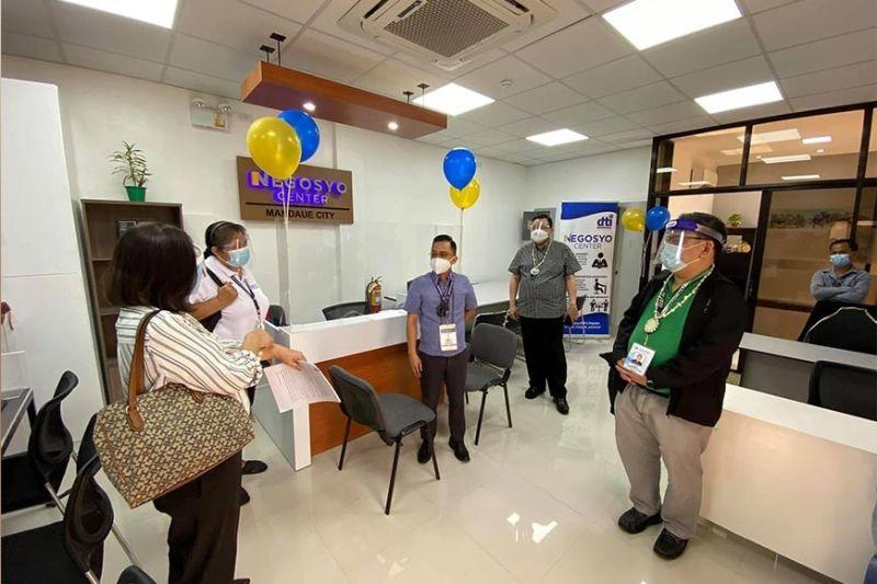 MSMES get a boost as new negosyo center opens