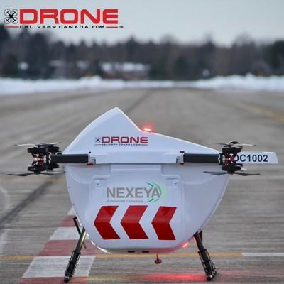 DRONE DELIVERY CANADA SIGNS COLLABORATION AGREEMENT WITH NEXEYA CANADA FOR MILITARY APPLICATIONS (CNW Group/Drone Delivery Canada Corp.)