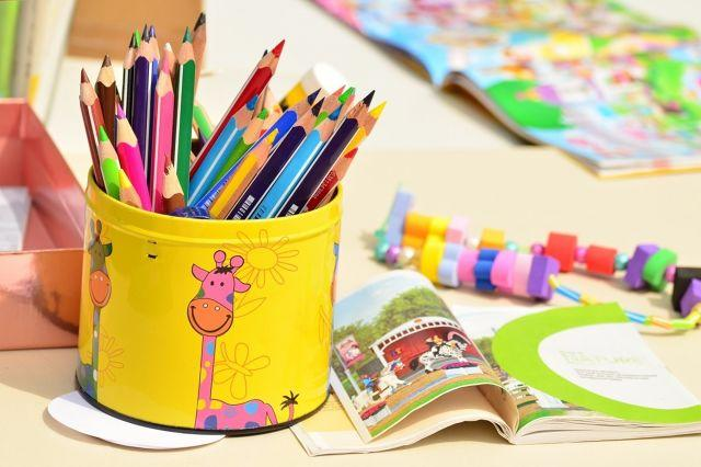 Colorful Bookmarks: Fun DIY Activity for Children
