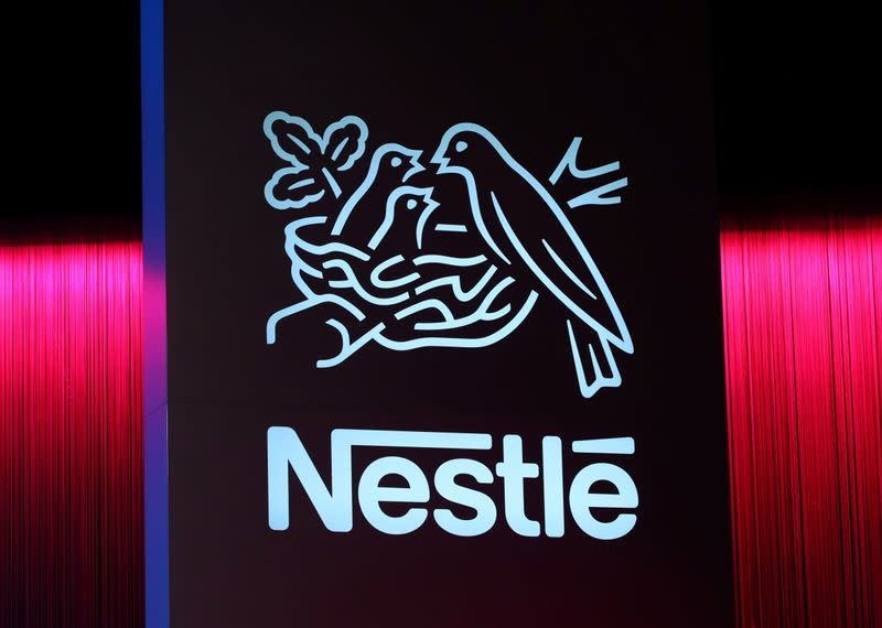 Nestle sees slower growth this year as stockpiling effect wanes