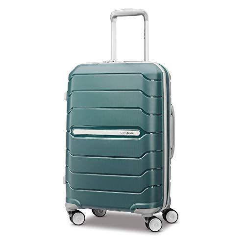 "<p><strong>Samsonite</strong></p><p>amazon.com</p><p><strong>$101.99</strong></p><p><a href=""https://www.amazon.com/dp/B01LXOCTAZ?tag=syn-yahoo-20&ascsubtag=%5Bartid%7C2089.g.34618159%5Bsrc%7Cyahoo-us"" rel=""nofollow noopener"" target=""_blank"" data-ylk=""slk:Shop Now"" class=""link rapid-noclick-resp"">Shop Now</a></p><p>The Samsonite Freeform Hardside Luggage will maximize your packing abilities (it's 19.5 inch x 14.5 inch x 10.0 inch) and meets most carry-on size restrictions for those traveling domestically prefer to keep their baggage light. </p>"
