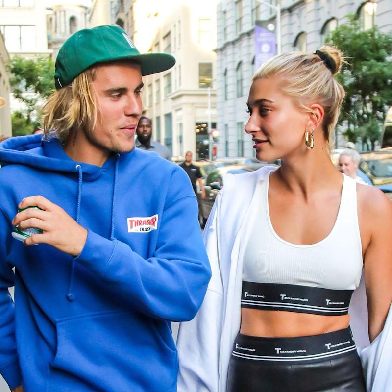 Justin Bieber and Hailey Baldwin Reportedly Told a Fan They Were Married