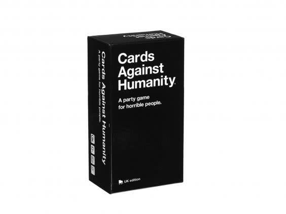 Card games don't have to be boring, this set will have you in stitches (WHSmith)