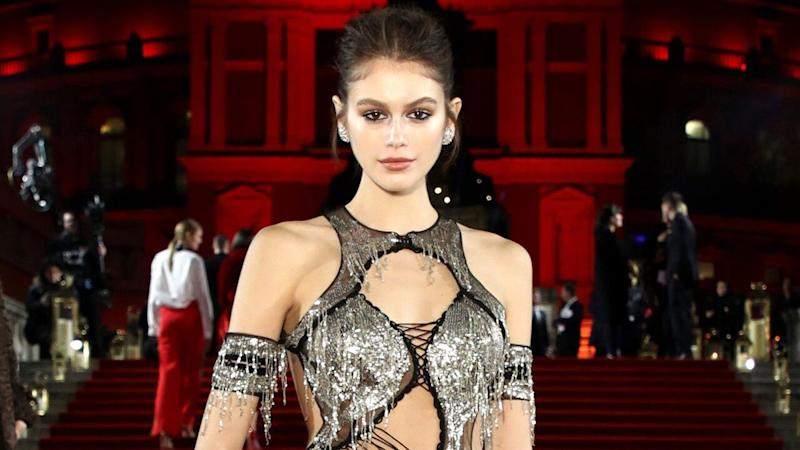 Kaia Gerber Says She Doesn't 'Have the Energy to Flirt' at 18