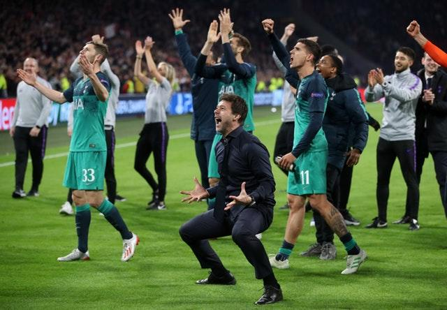 Mauricio Pochettino took Tottenham to last season's Champions League final (Adam Davy/PA)