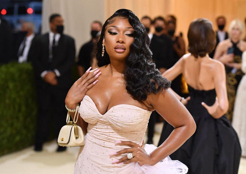 Megan Thee Stallion Carried This Tiny Coach Bag to the Met Gala, so Here Are Similar Styles You Can Shop From the Classic Handbag Brand