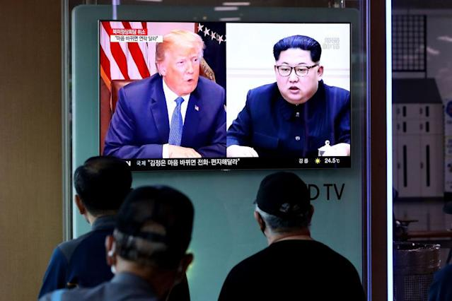 <p>Tuesday's meeting between President Donald Trump and North Korean leader Kim Jong Un could alter Asia's security situation regardless of whether the leaders reach an agreement. </p>