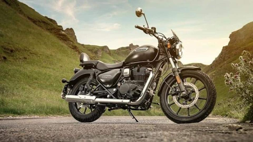 Made-in-India Royal Enfield Meteor 350 launched in the US