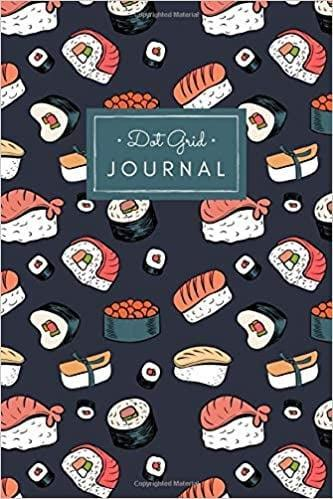 <p>They can draw, doodle, and dream about fish when they have this <span>Cartoon Sushi Pattern Bullet Journal</span> ($7).</p>