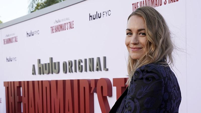 Yvonne Strahovski on 'The Handmaid's Tale' and Filming 'Angel of Mine' Stunts While Pregnant (Exclusive)