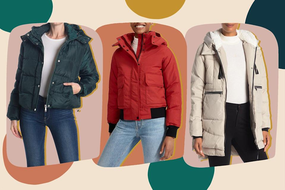 nordstrom rack outerwear sale