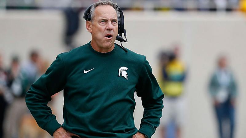 Michigan State's Mark Dantonio sheds few details on sexual assault investigation