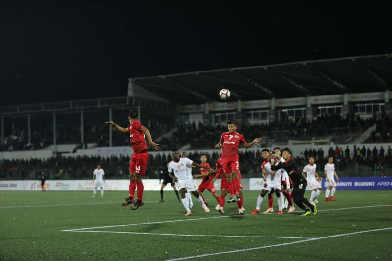 Shillong Lajong must pick up three points to get some breathing space in the relagation battle...