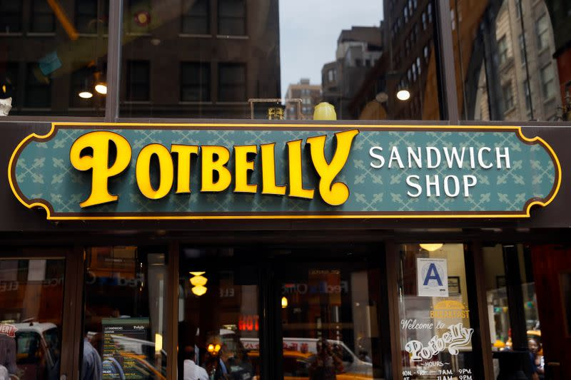 Potbelly settlement with activists includes twist: stock, not cash, for outlays