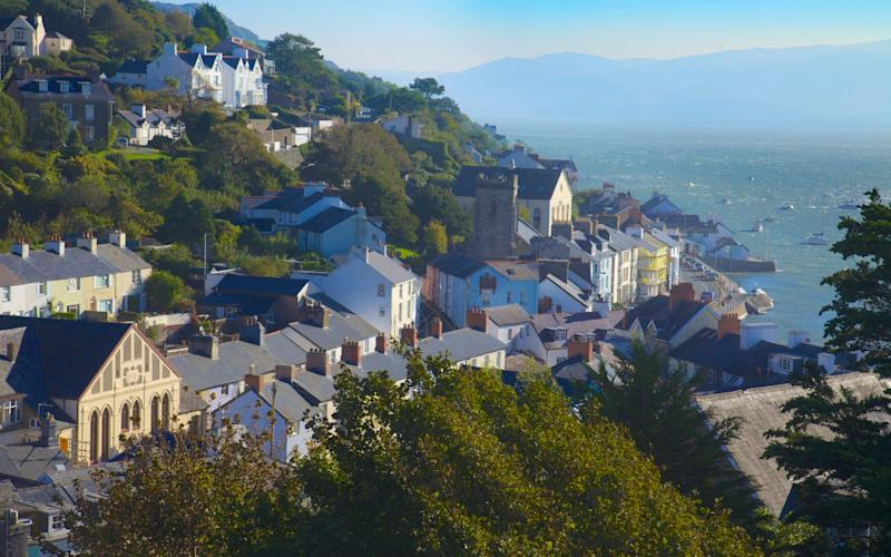 Aberdyfi in North Wales is the town furthest from a custody suite at 66 miles - Photographer's Choice RF