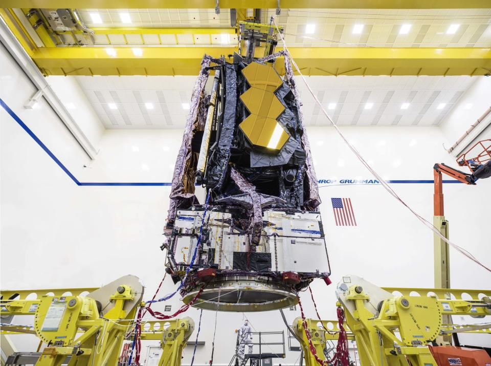 "NASA's James Webb Space Telescope has completed a set of milestone tests, enduring shaking and rattling created to simulate the conditions it will experience when it launches to space. The tests are more formally known as ""acoustic"" and ""sine-vibration"" testing, and were completed in two separate facilities at Northrop Grumman's Space Park in California."