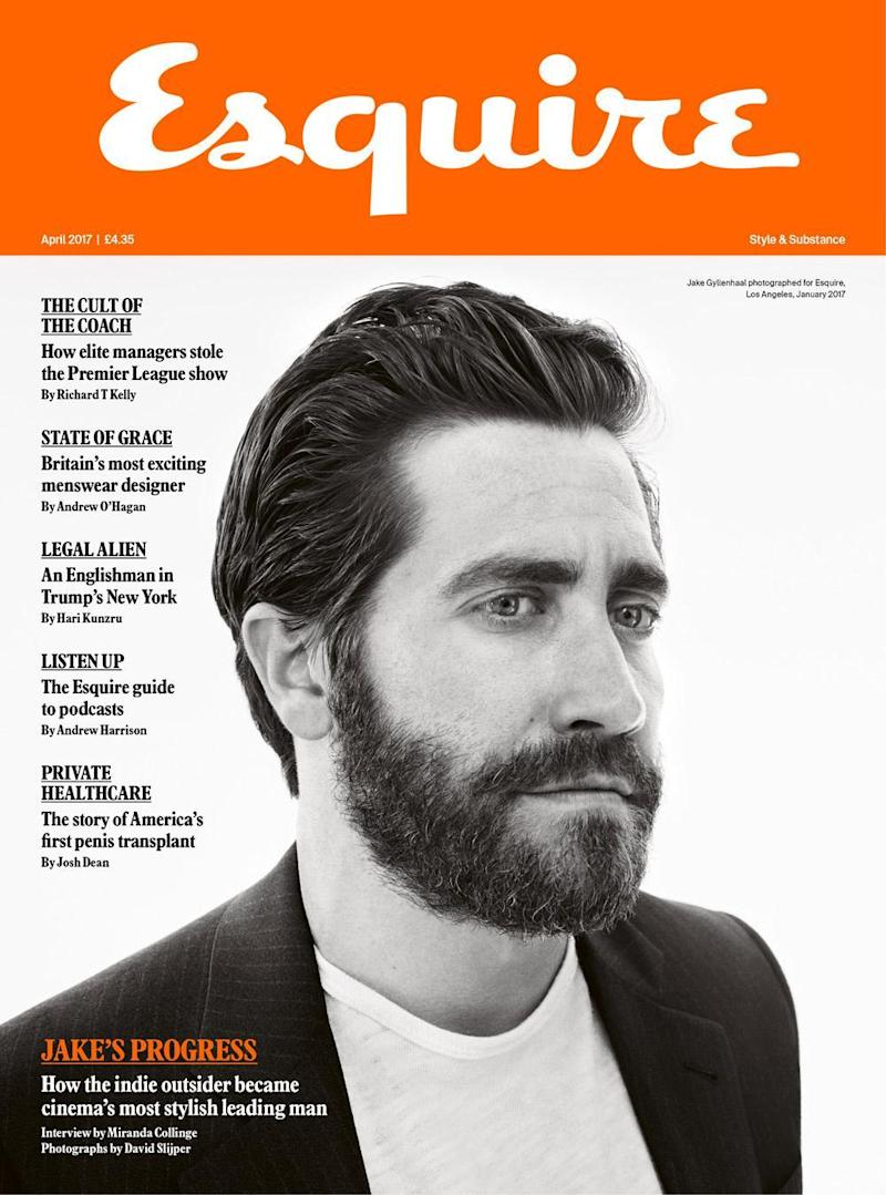 Read the full interview in this month's Esquire (David Slijper/courtesy of Esquire)