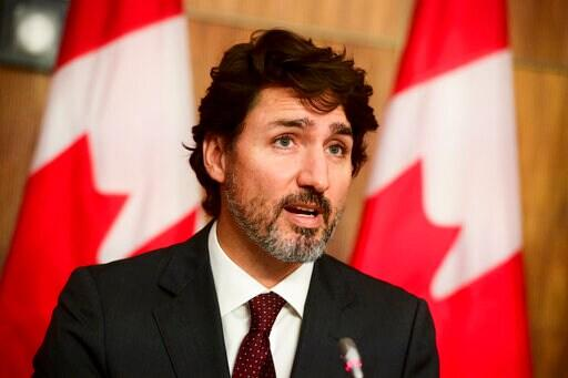 Trudeau: Canada Won't Stop Calling For Human Rights In China