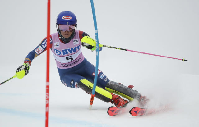 <p>Mikaela Shiffrin is one of the best slalom athletes in the world. Shiffrin, who captured a gold medal as a teenager in 2014, would cement her status as a star by defending her title. </p>