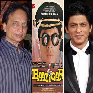 Ratan Jain Wants Shah Rukh Khan For 'Baazigar' Sequel