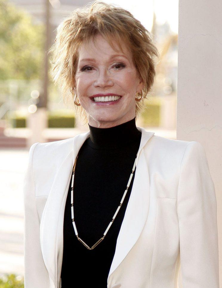 Mary Tyler Moore in 2008. (Photo: Kevin Winter/Getty Images)